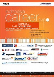 Indonesia Career Expo 2015
