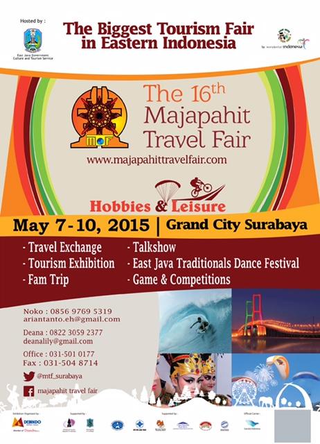 The 16th Majapahit Travel Fair