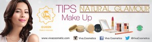 TIPS : NATURAL GLAMOUR MAKE UP