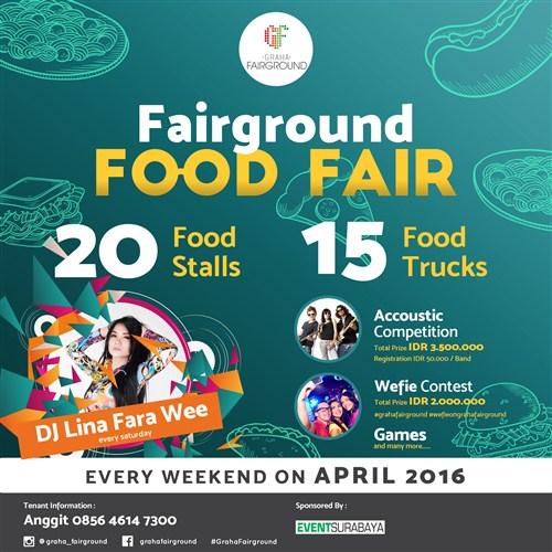 Fairground Food Fair 2016