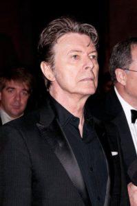 Lagu-lagu David Bowie diulang banyak kali oleh JT sebelum membuat lagu 'SexyBack' © AFP