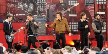 One Direction ©splash