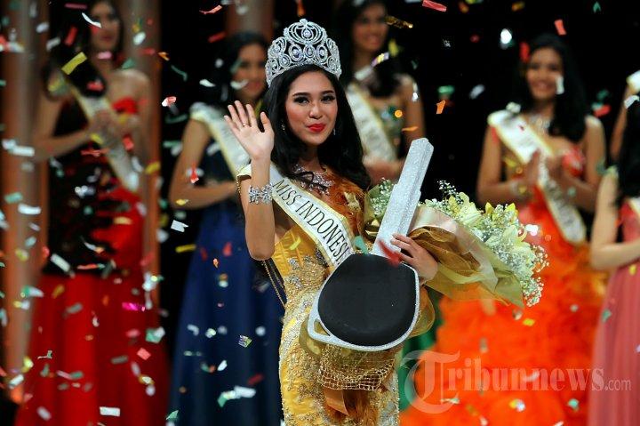 Puncak Acara Miss Indonesia 2014