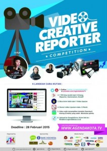 Video Creative Reporter Competition