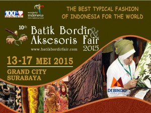 10th Batik Bordir & Aksesoris Fair