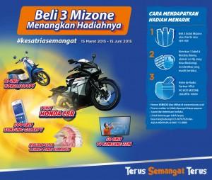 Mizone Promo