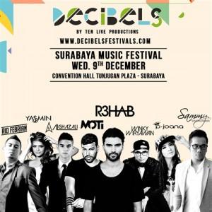 Decibels Surabaya Music Festival