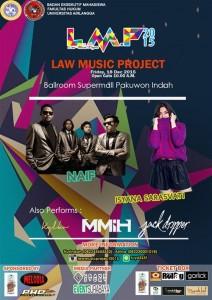 Law Music Project 2015 BEM Hukum Unair 2015