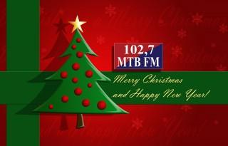 Selamat Natal dan Tahun Baru 2016