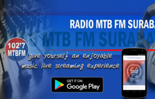 MTB FM Surabaya Android Application