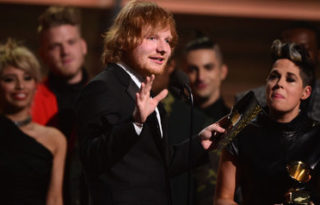Ed Sheeran © AFP