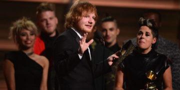 Ed Sheeran © AFP