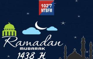 Ramadhan 1438 H