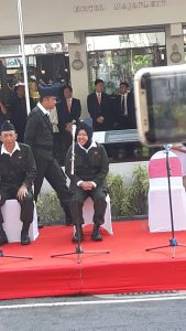 Walikota Surabaya Tris Rismaharini