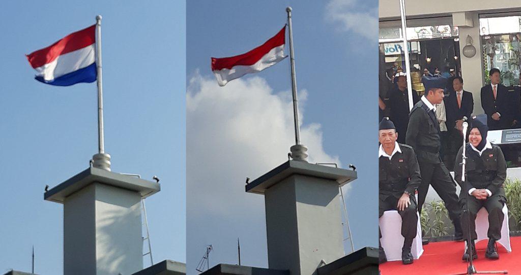 Peringatan Peristiwa Penyobekan Bendera Belanda