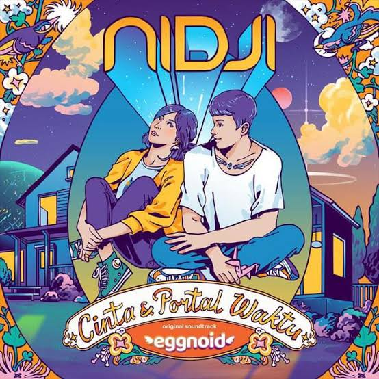 Nidji - Cinta & Portal Waktu OST. Eggnoid
