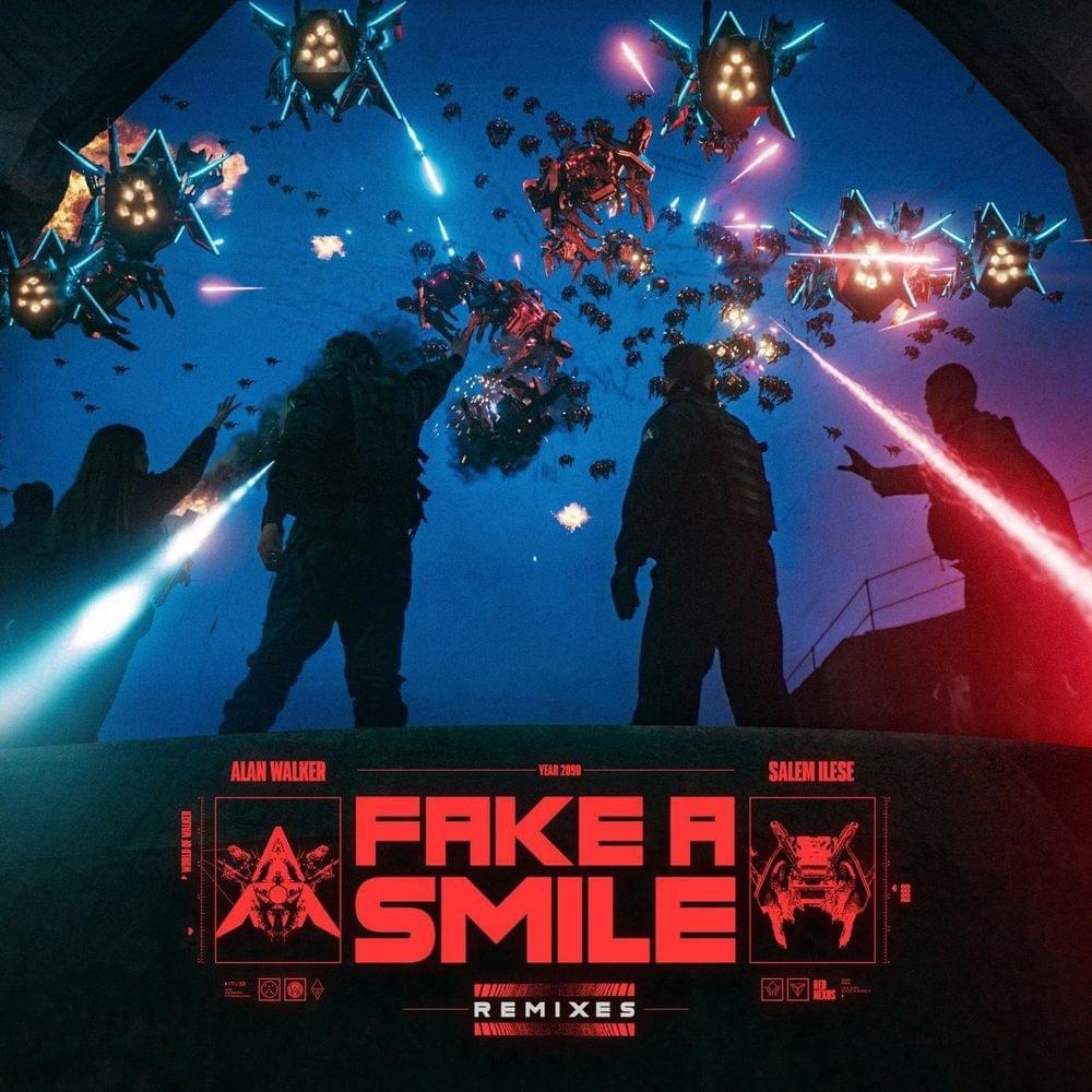 Alan Walker ft Salem Ilese - Fake A Smile